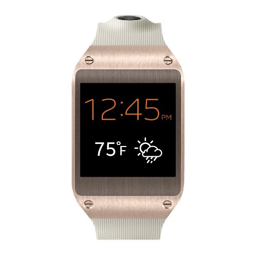 4236403ed Samsung Galaxy Gear Smartwatch – Retail Packaging – Rose Gold ...
