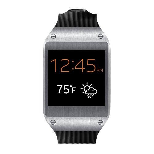 samsung galaxy gear smartwatch retail packaging � jet