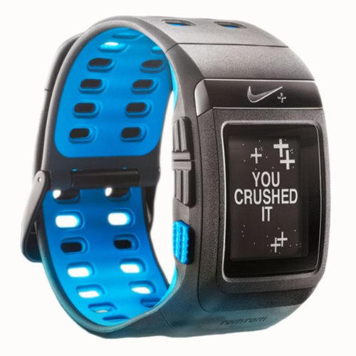 nike sportwatch gps powered by tomtom sensor not included rh wearablecomputergear com Nike Sensor Holder Nike Watch Sensor Replacement