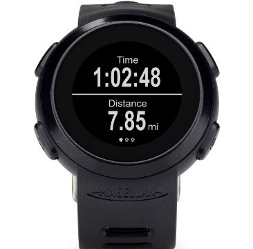 Magellan Echo Smart Running Watch (Black)