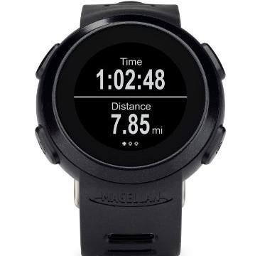 Magellan Echo Smart Running Watch (Black)