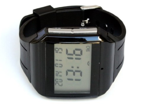 uPlay Smart Watch W2 - Bluetooth mic and hand-free speaker for iPhone and Android phones